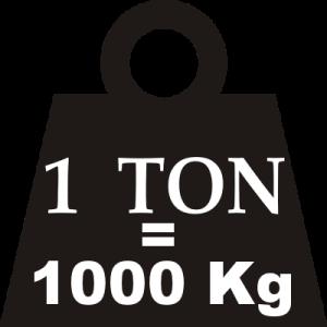 een-ton