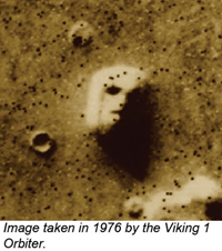 1976 Face on Mars small