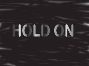A hold-on