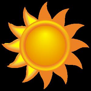 A sun-clipart