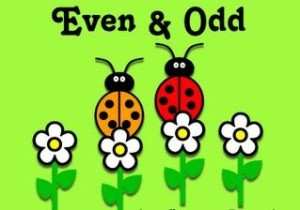 Aeven and odd