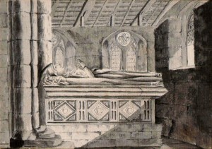 Aillustration of tomb 1782