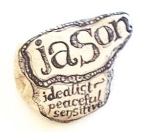 Ajason name stone_002