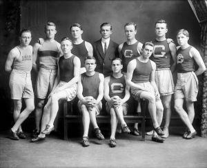 Georgetown_varsity_track_team_1910