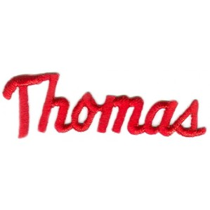 thomas-laser-cut-script-name-red