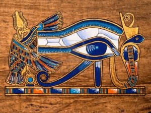 A13203533-egyptian-papyrus-depicting-the-horus-eye
