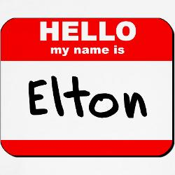 Ahello_my_name_is_elton_wall_clock