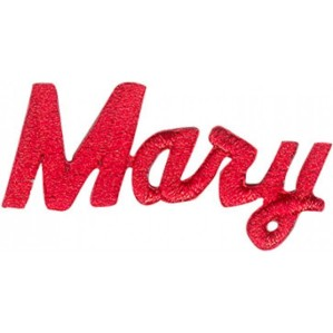 Amary-laser-cut-script-name-red