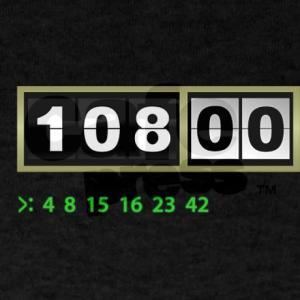 lost_numbers_108_minutes_dark_tshirt