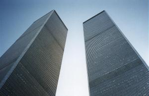 Low Angle Twin Towers