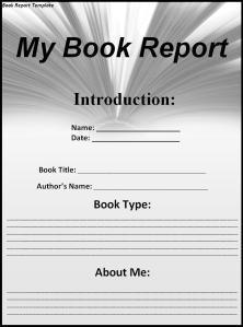 Book-Report-Template