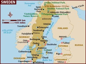 map_of_sweden