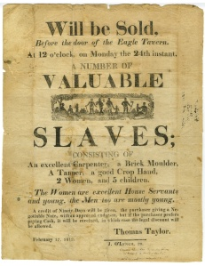 old-slave-ad