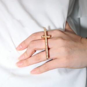 NO-minimum-order-Rhinestone-Cross-Rings-Women-Imitation-Diamond-Crucifix-Ring-Hip-Hop-Ring-for-Women