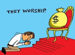 money-god