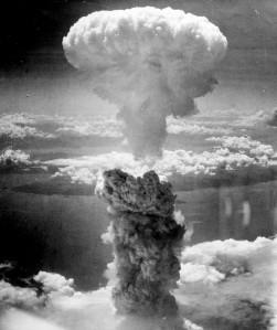 Nagasaki nuclear bomb