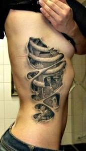 8 tatuajes chica