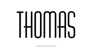 tattoo-design-male-name-thomas (2)