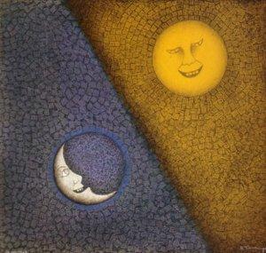 aRufino_Tamayo_Luna_Y_sol_Moon_and_Sun_338