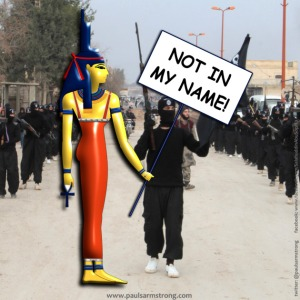 Isis denouces ISIS