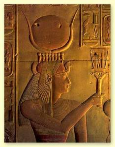 Isis-Hathor