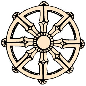 Adharma-wheel