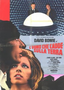 AThe Man Who Fell to Earth Poster 4