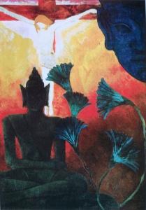 Christ_et_Buddha_by_Paul_Ranson_1880