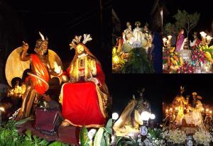 gospel of lent year a