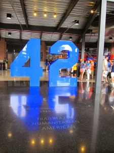 CItfield 42 Mets Jackie Robinson