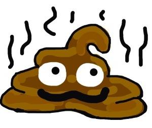 Diana poop
