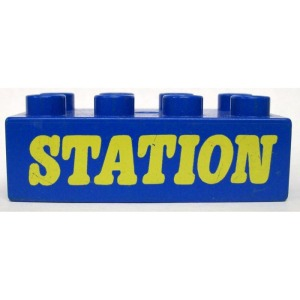 lego-blue-duplo-brick-2-x-4-with-the-word-station-25-415015-39