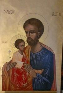 St Joseph and Jesus (2)