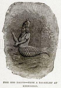 Fish God Dagon