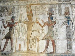 Amin-temple-of-hathor-deir-el-medina
