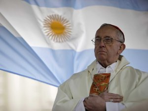 Foto de Jorge Mario Bergoglio