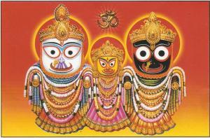 Jagannath puri, Taratarini ganjam, Marda jagannath temple
