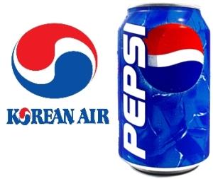 pepsi-korean-air