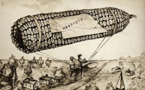 Wcorn-etymology-airship