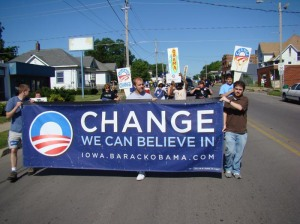 For-Obama-Albert-helping-with-Barack-Obama-parade-in-Des-Moines