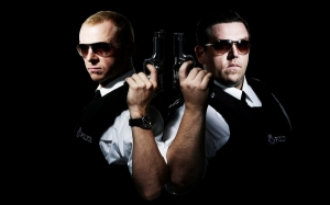 guns movies police film hot fuzz comedy simon pegg nick frost hollywood_wallpaperswa.com_23