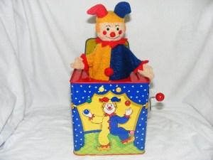 JIB01 Jack-in-the-box