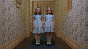 (1980) The Shining (The Twins) Screenshot 1
