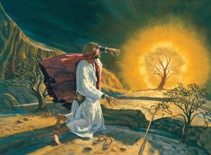 IMoses-and-the-Burning-Bush