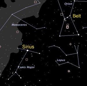 Abelt-and-sirius-star-chart