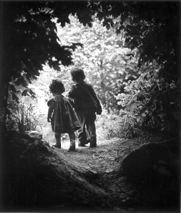 Bw-eugene-smith-the-walk-to-paradise-garden-1946
