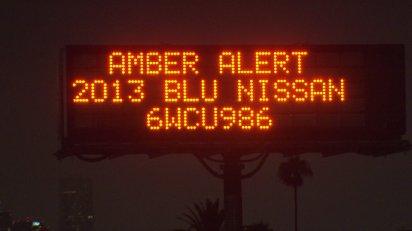 amber-alert-sign
