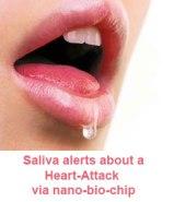 Psaliva-alerts-heart-attack-via-nano-bio-chip