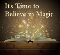 Open magic book with the light. Eps 10