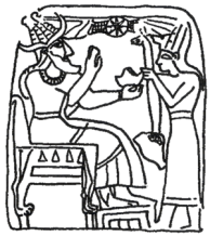 300px-Canaanite_God_El